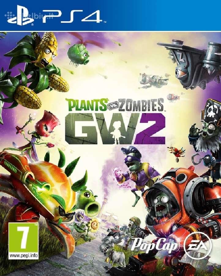 Plants vs Zombies: Garden Warfare 2 Ps4 ir Xboxone