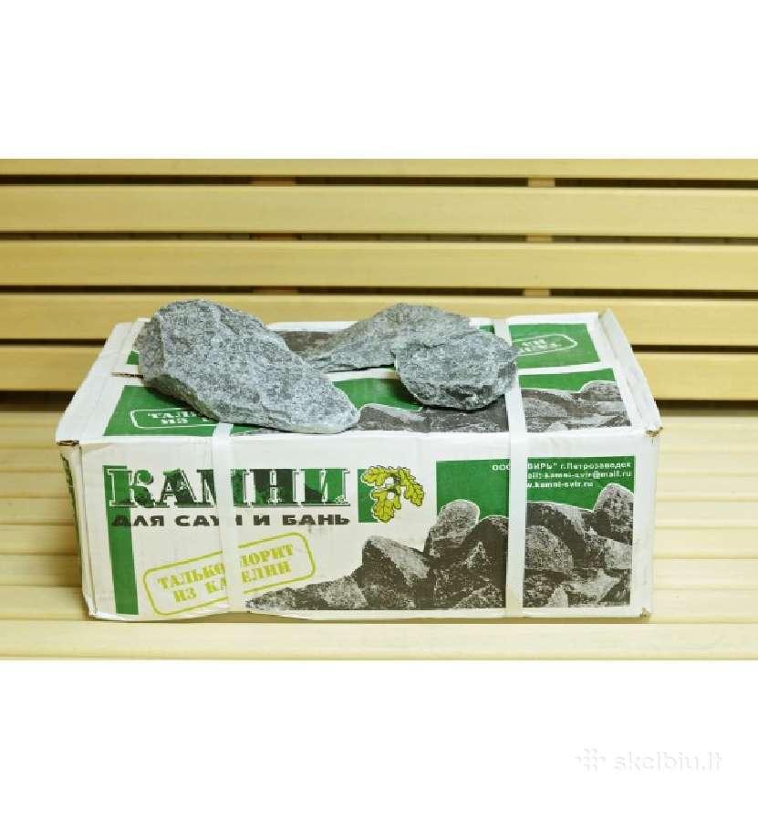 Talkochloritas, pirties akmenys 20 kg