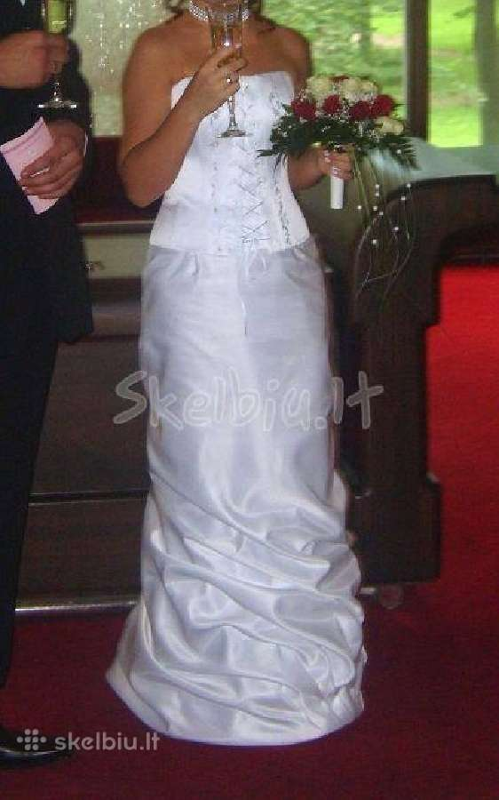 Vestuvine suknele 36 dydzio.