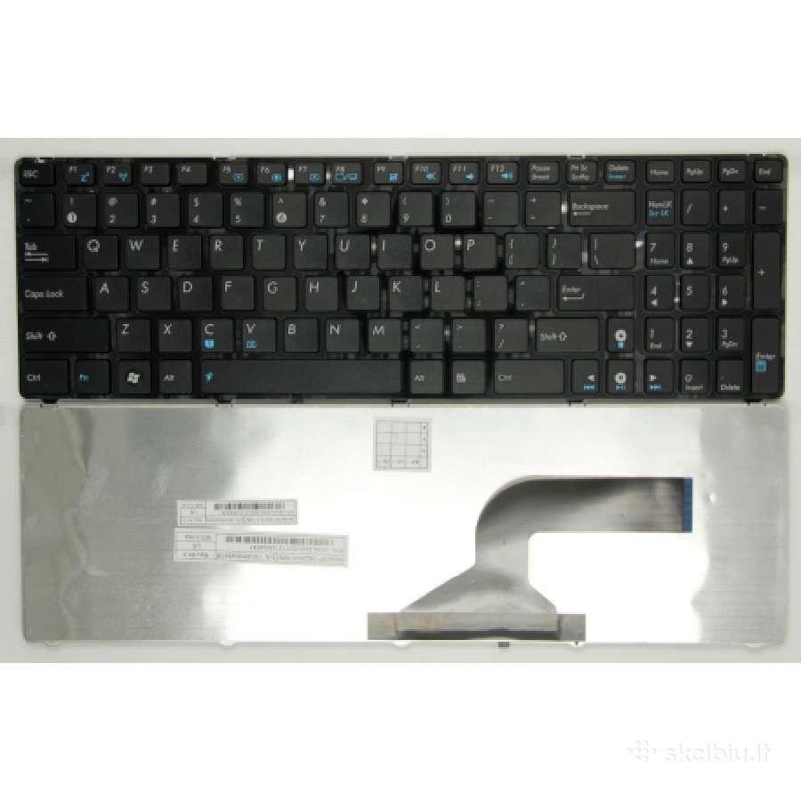 Akcija naujos ir naudotos laptopų klaviatūros!