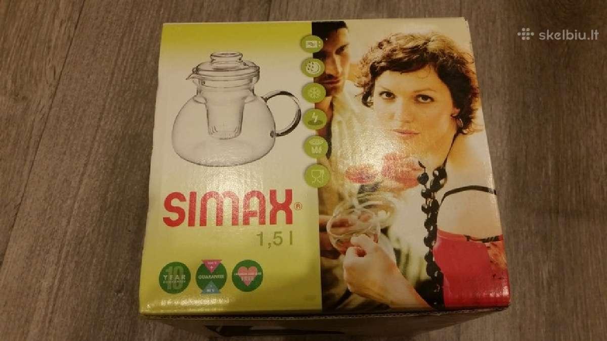 Indas kavai/arbatai su sieteliu