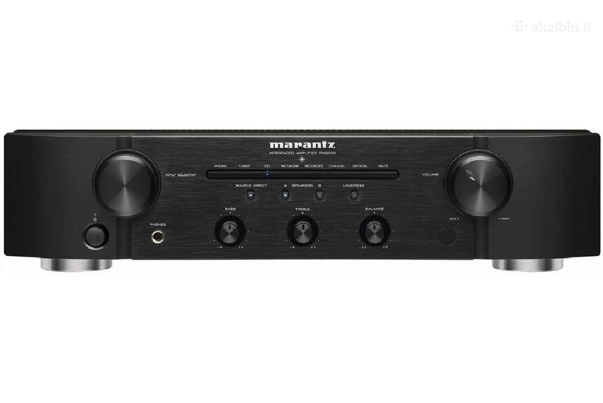 Marantz Pm6005 stiprintuvas naujas Pm-6005
