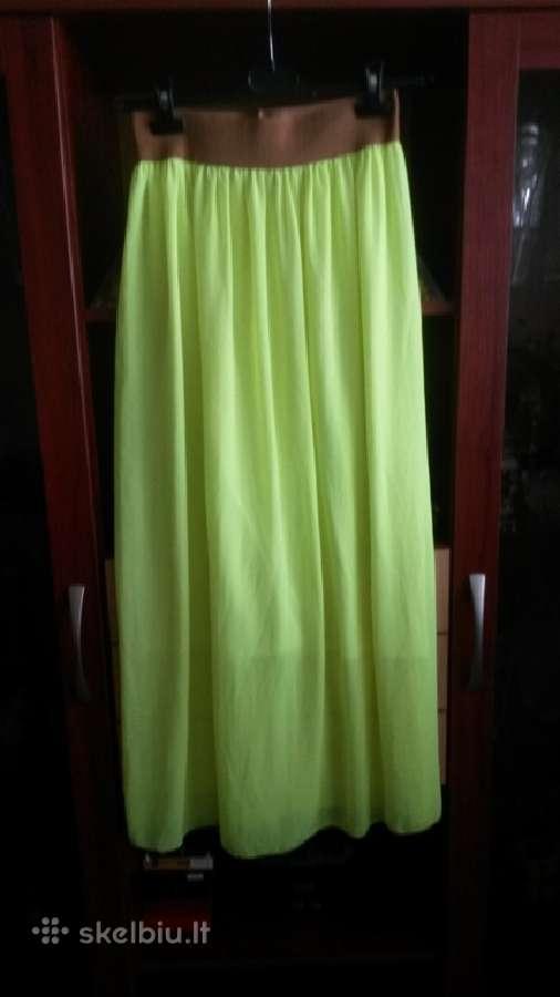 Neoninis labai grazus sijonas.