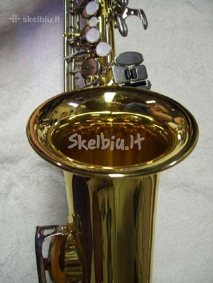 Yamaha saksofonai visiems -sopranai,altai,tenorai