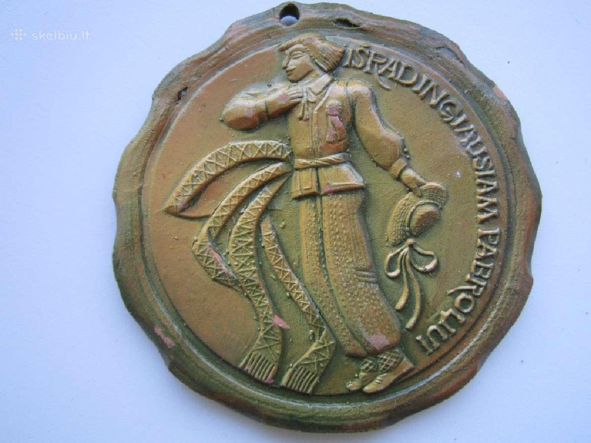 Vestuviniai medaliai 8 vnt