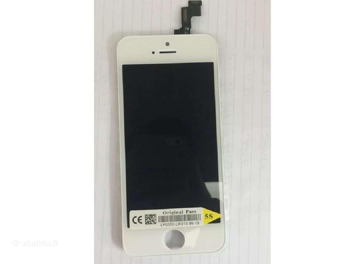 Naujas iPhone 5S ekranai su garantija