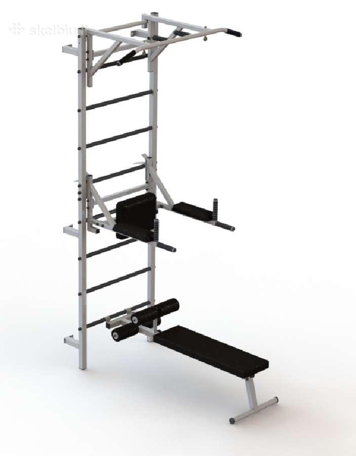 "Sporto kompleksas ""gdz-2""(apkrova 150kg)"