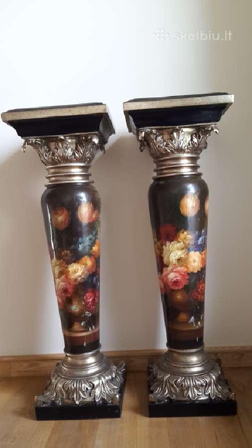 Klasikines interjero kolonos