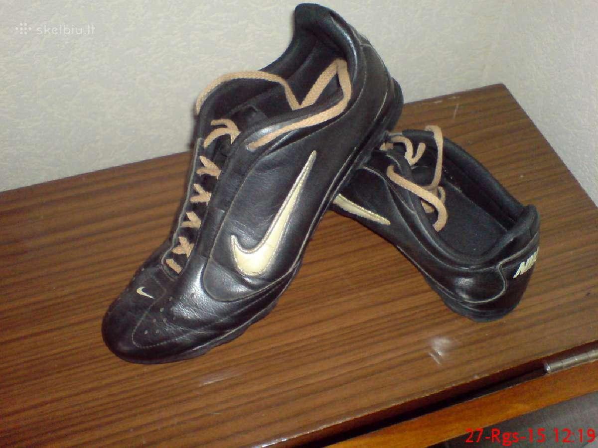 Nike firmos odiniai sportiniai bateliai