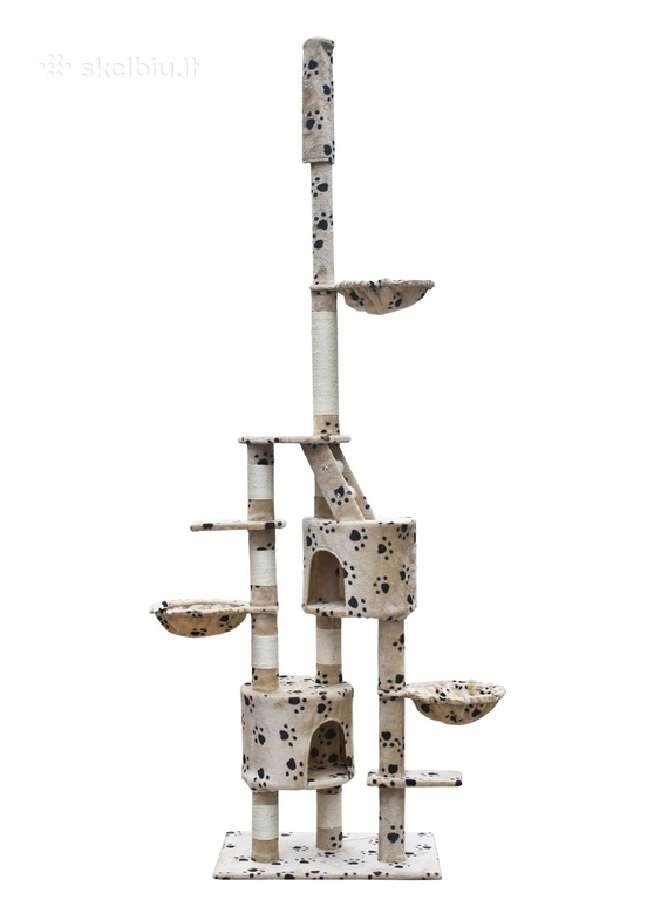 Draskyklė, Stovas Katėms Cuddles Xl 230-260 cm