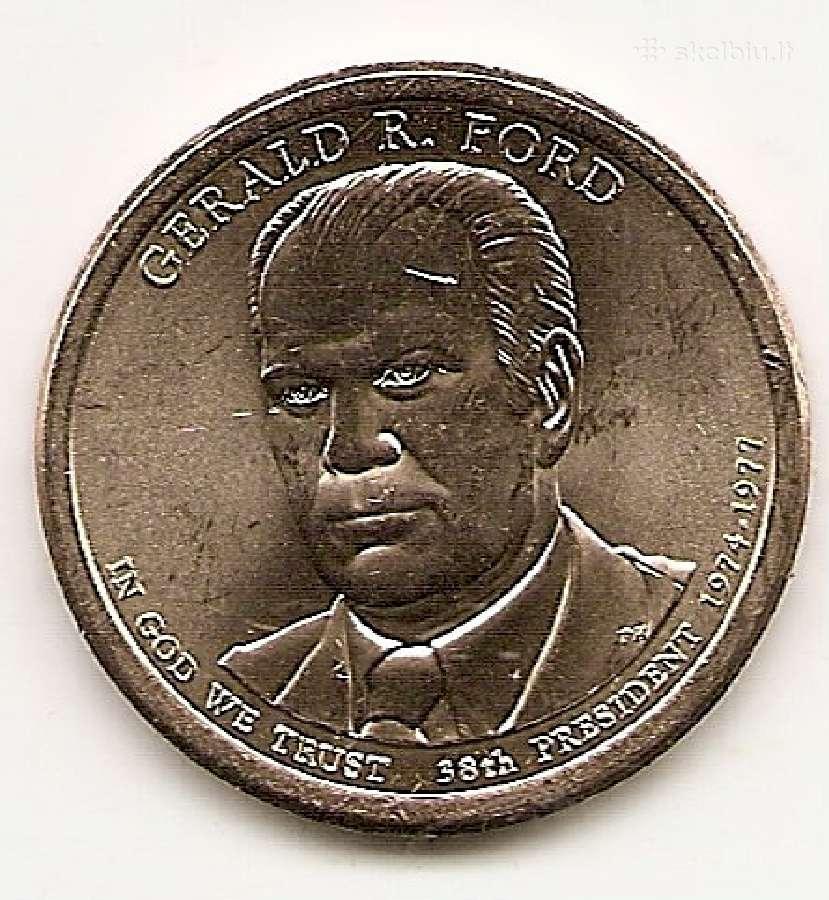 Jav doleris 2016 38 prezidentas G.r.ford