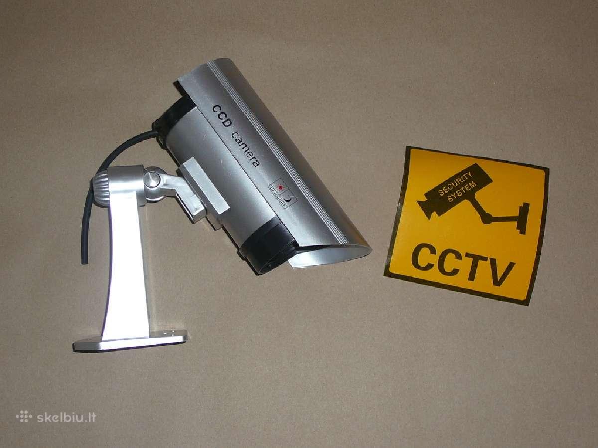 Imitacinės vaizdo stebėjimo kameros