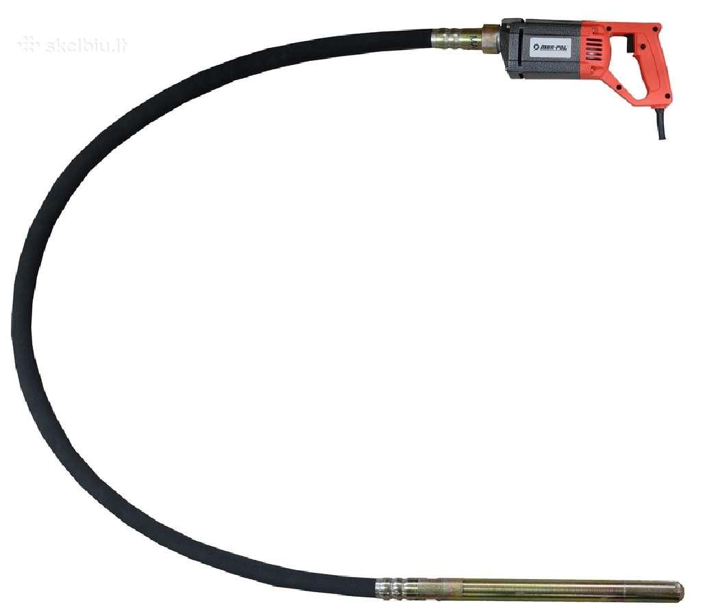 Giluminis betono vibratorius 1350w Marpol (M79490)