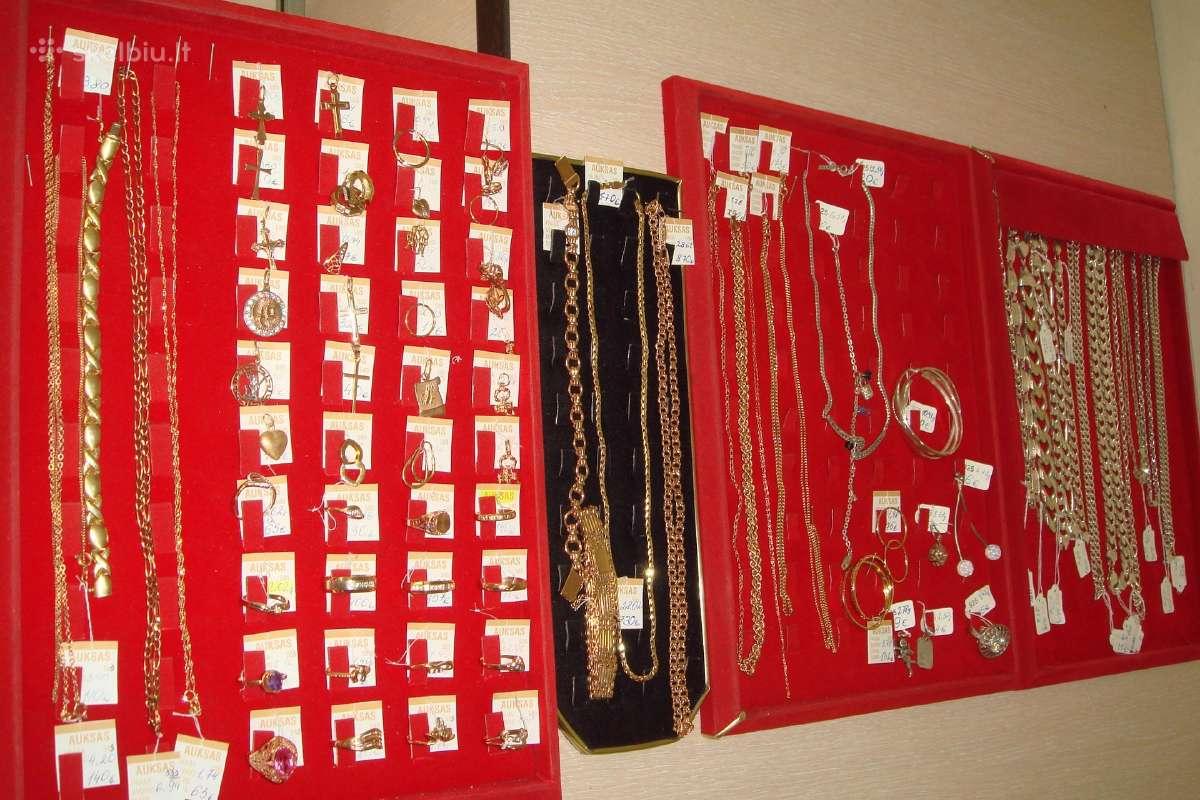 Auksines ir sidabrinės apyrankes vyrams ir moterim