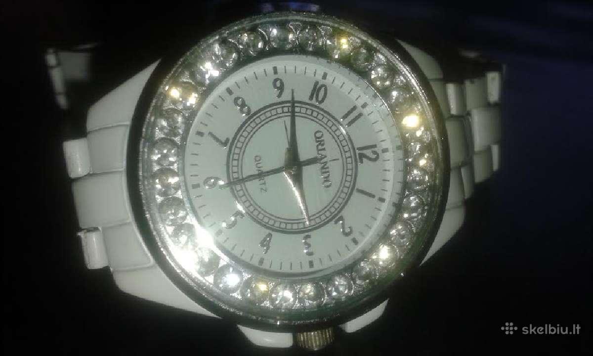 Madingą laikrodį