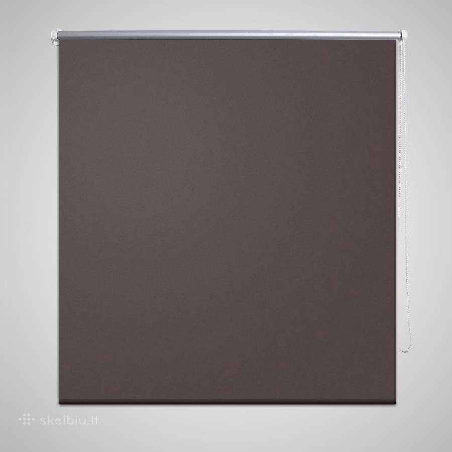 Naktinis Roletas 80 x 175 cm, Rudas, vidaxl