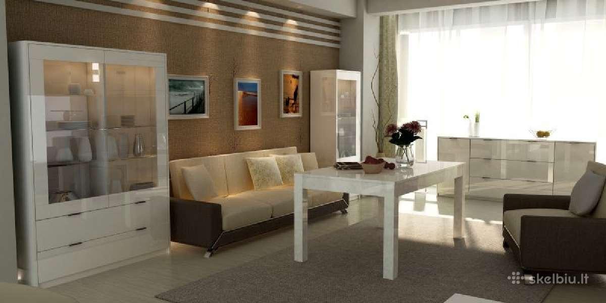 Valgomojo/svetaines baldai Viola