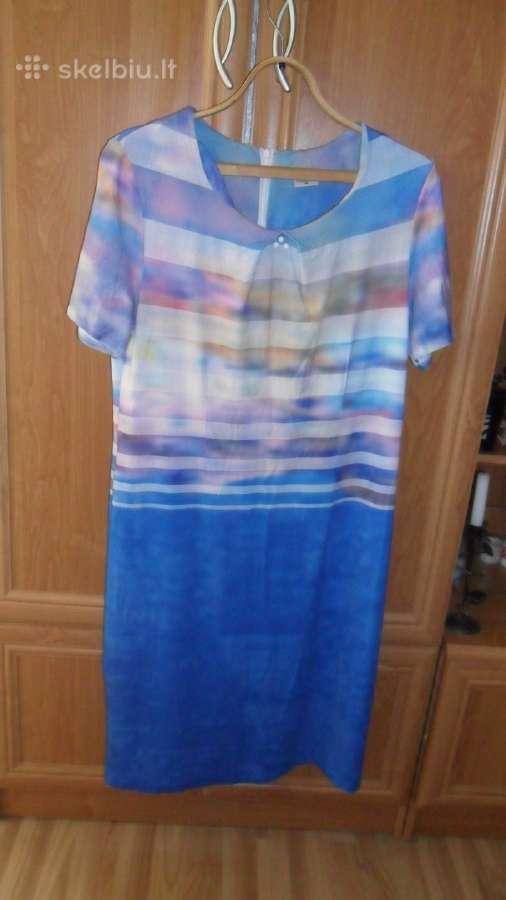 Labai graži trikotažinė suknelė