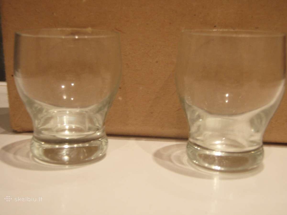Stikliukai 6 vnt