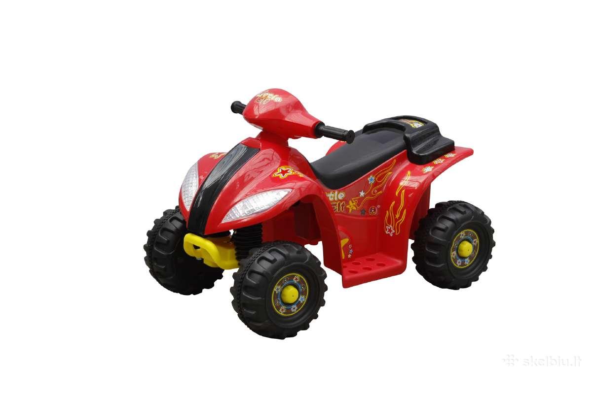 Vaikiškas Elektrinis Keturratis Motociklas, vidaxl