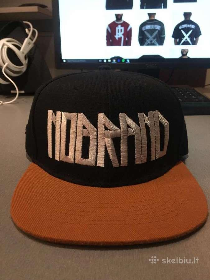 """Nobrand"" Snapback special edition"