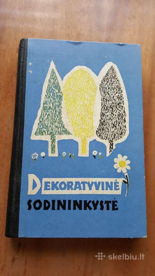 Knygos sodininkystės tema