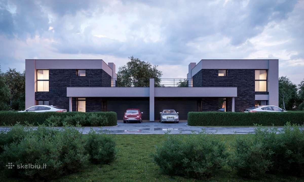 Namų statyba nuo 300eur. uz 1m2