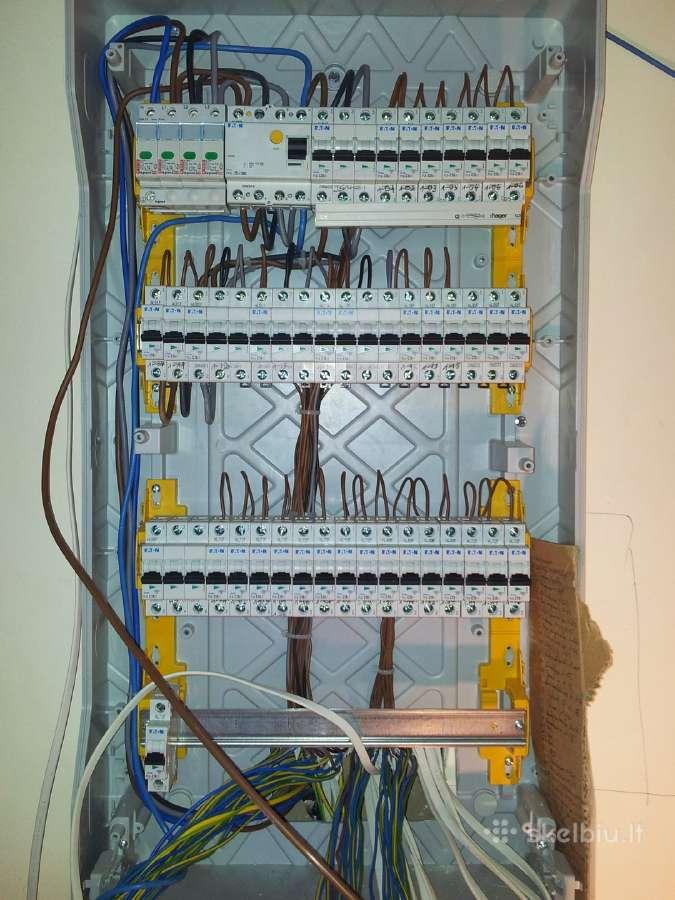 Visos elektriko paslaugos iš vienų rankų
