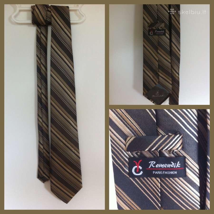 "Firminis ""Romendik"" kaklaraištis"