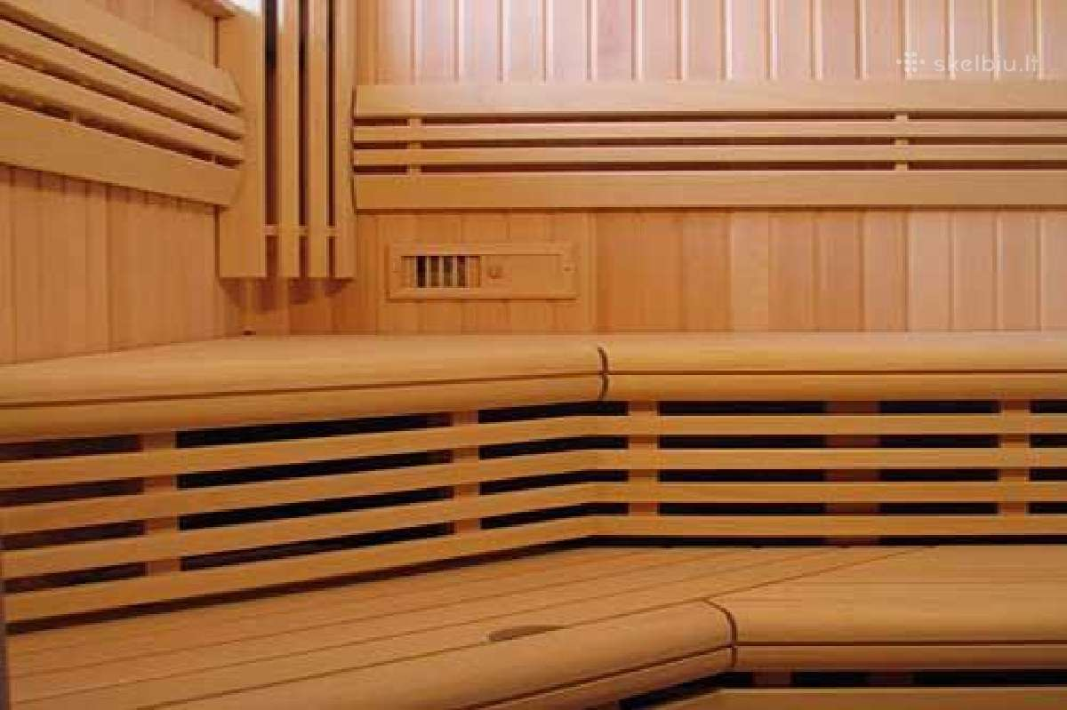 Liepos mediena pirtims ir saunoms!