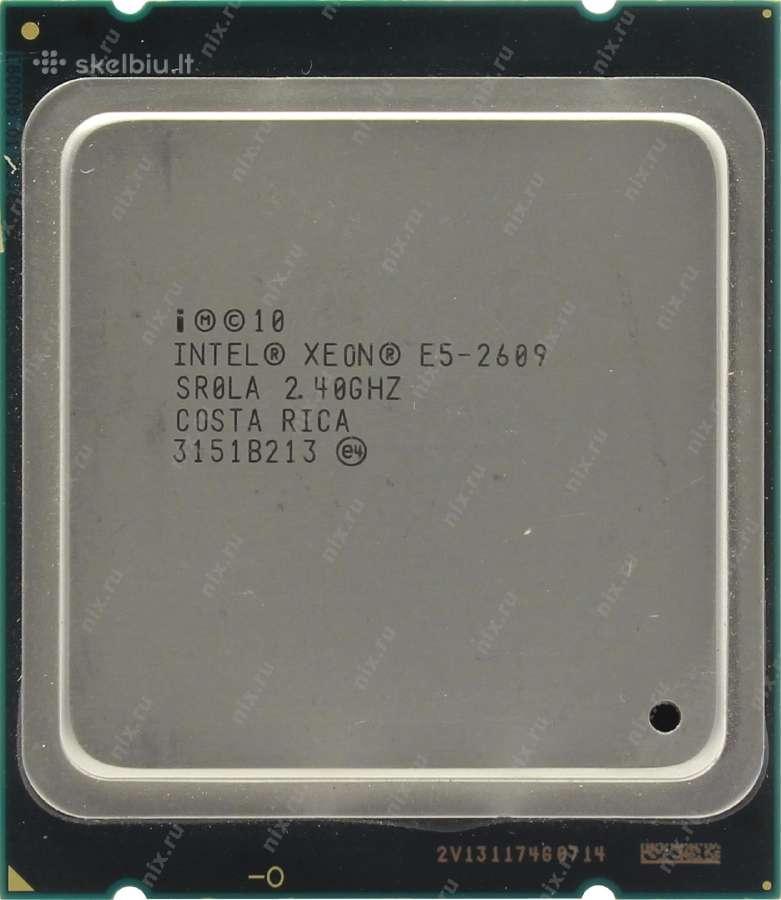 Procesoriai Intel i7/xeon (Socket 2011) (Ok)