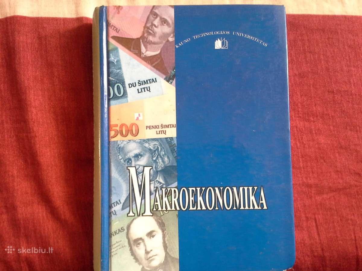 Knygos ekonomikos ir vadybos srities studentams