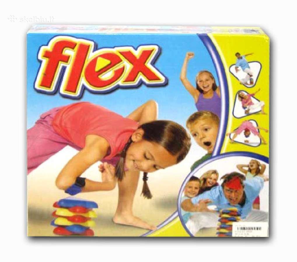 Flex panašus i twister žaidima