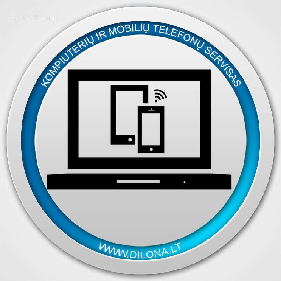Kompiuterių ir mobilių telefonų servisas kaune