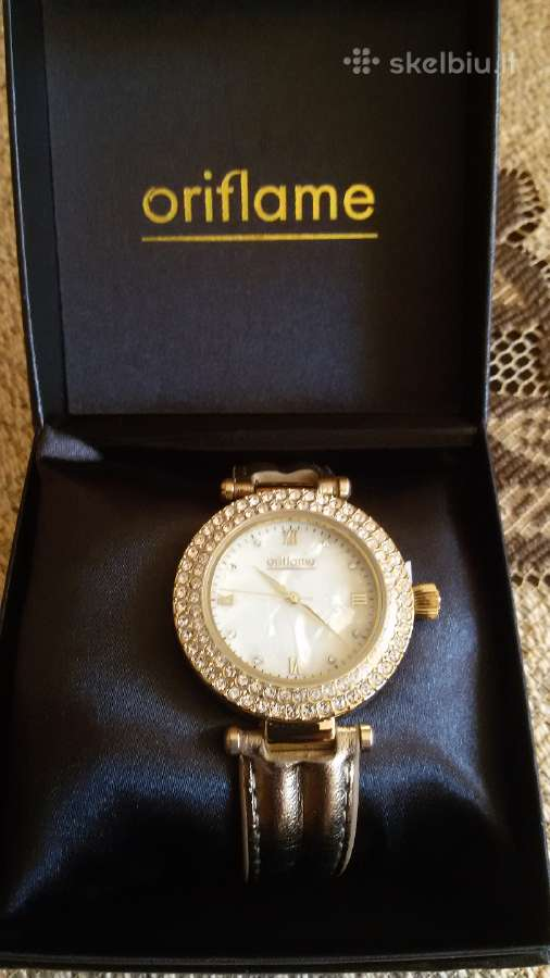 Laikrodis moteriskas
