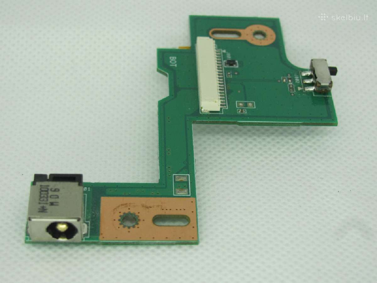 Dc plokštė Asus N53 ir Lenovo E420, E525