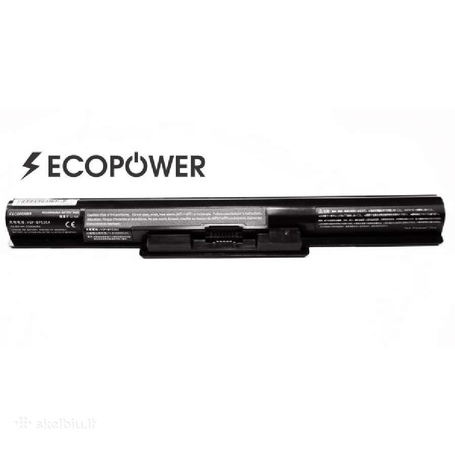 Nauja Ecopower sony baterija vgp-bps35a - 48,00 €