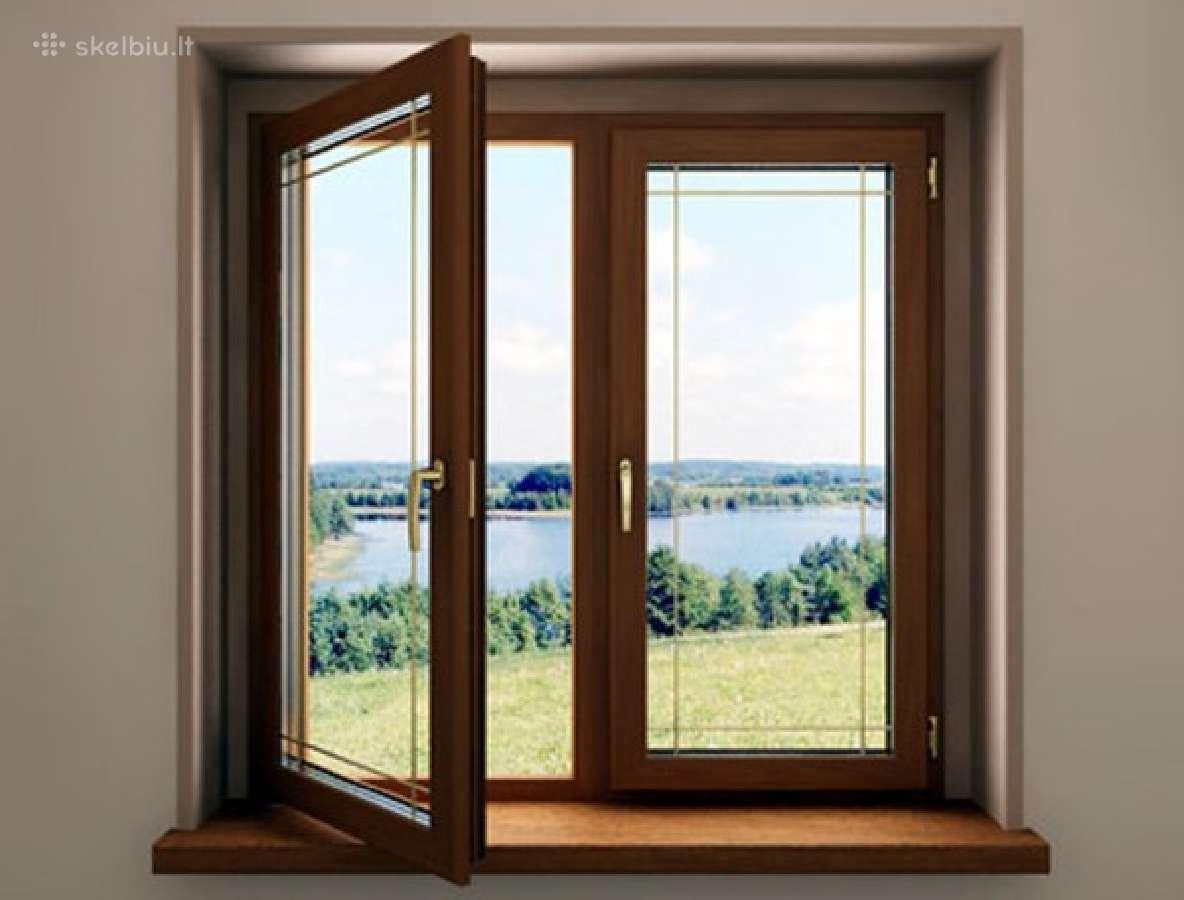 Plastikinių langų, durų remontas, reguliavimas
