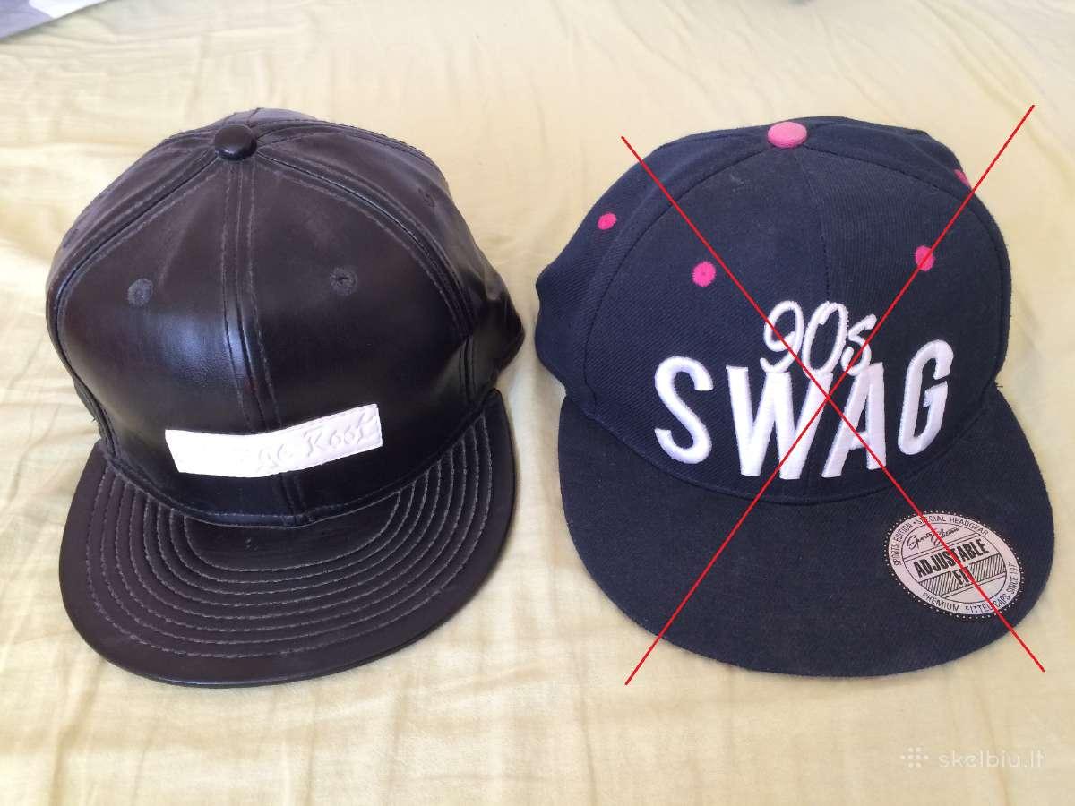 Full cap kepurės