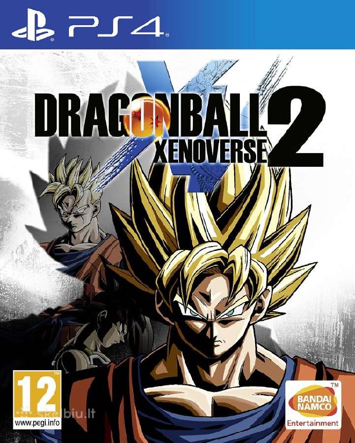 Parduodu Dragonball Xenoverse 2 ps4 ir xbox one