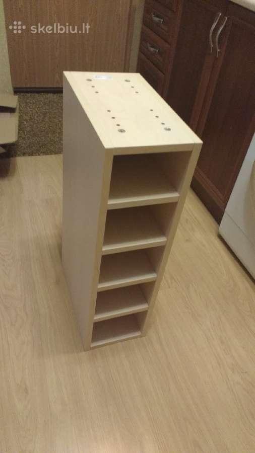 Ikea lentyna 20x70 cm iš beržo fanieros (Nauja!)