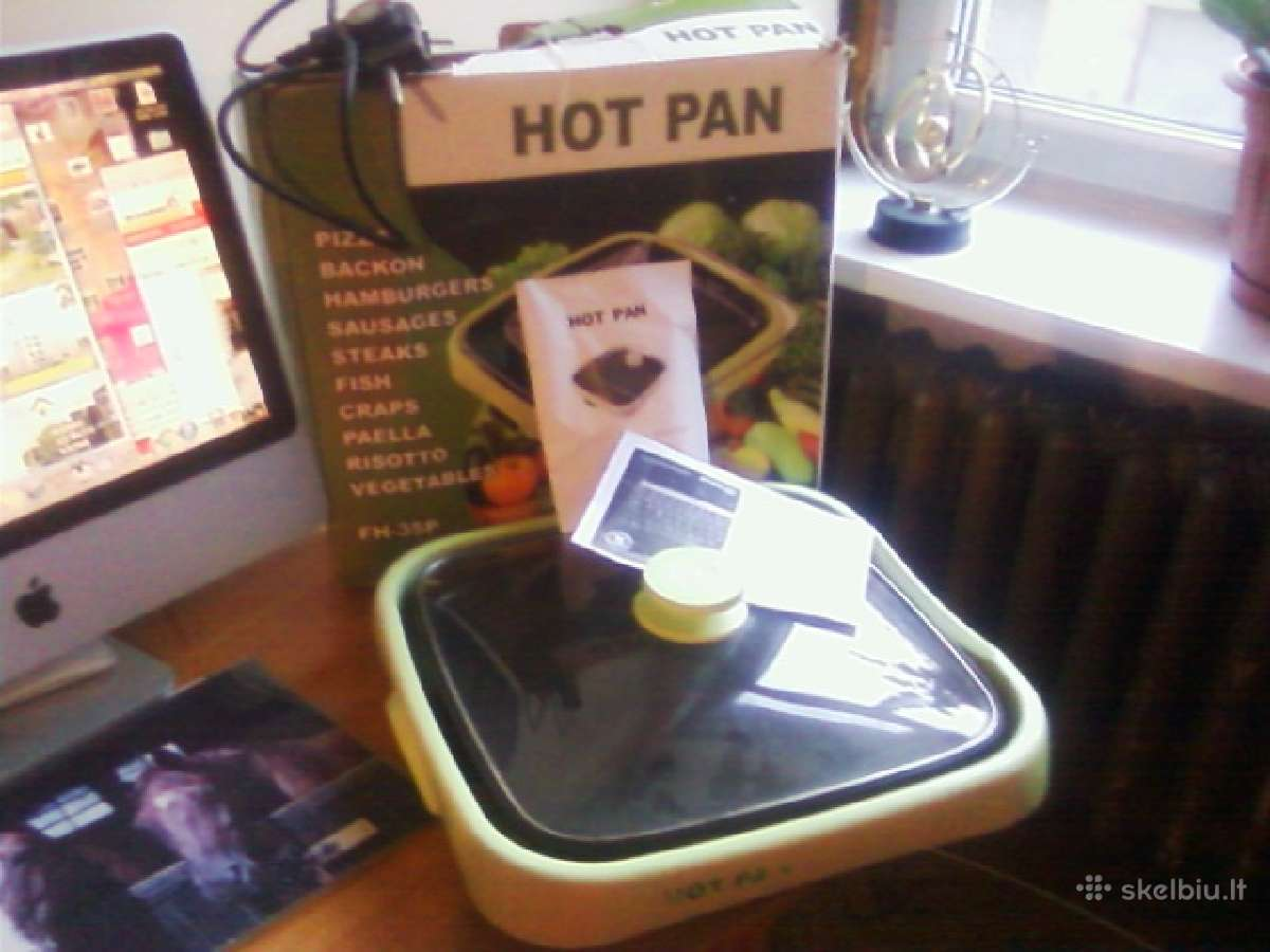 Hot Pan elektrinė keptuvė