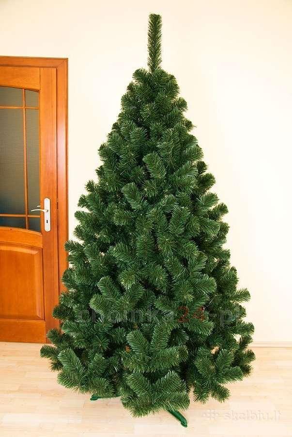Nuostabi Kalėdinė eglutė už gerą kainą 1,8m