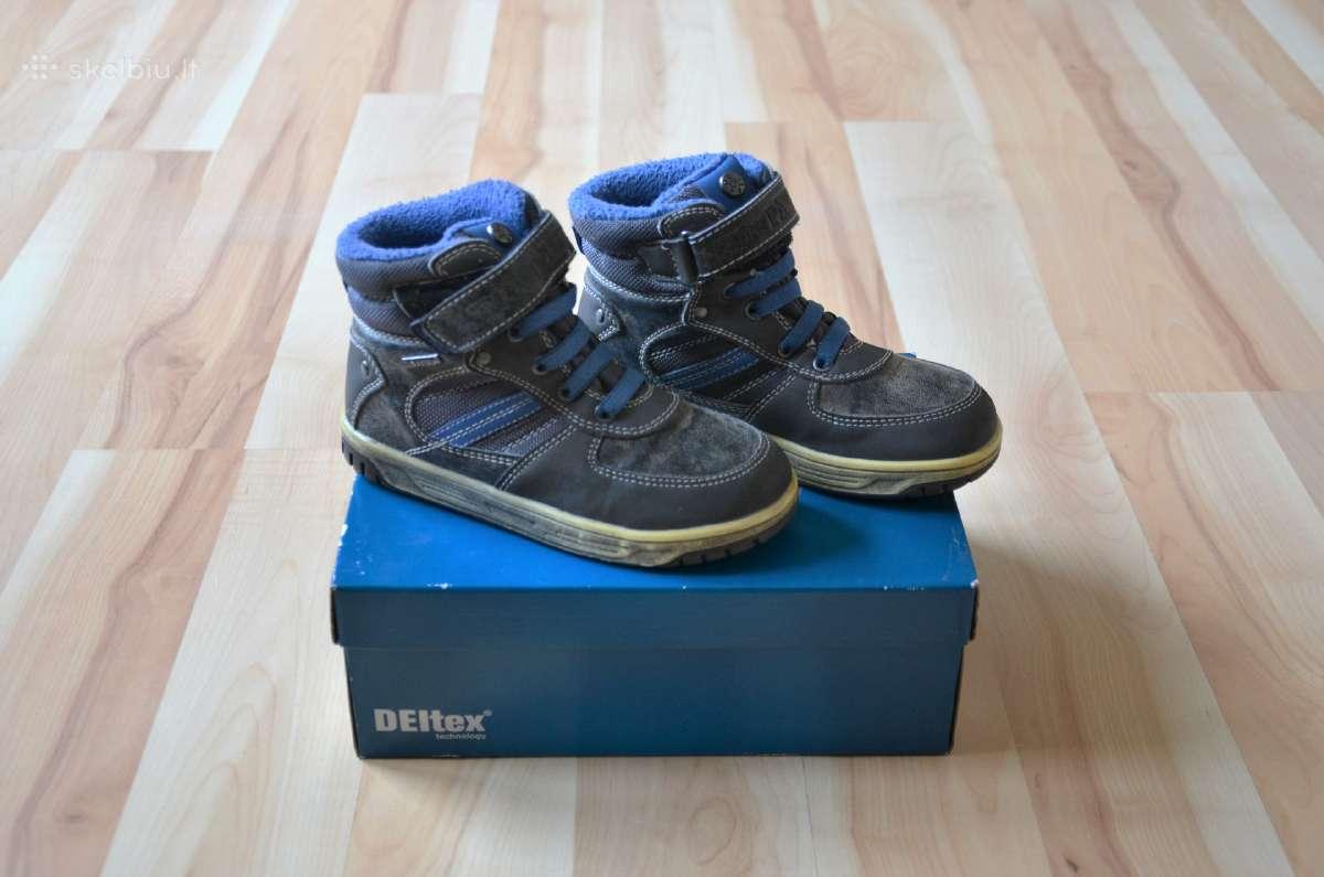 Deitex rudeniniai neperslampami batai, 29 dydis.