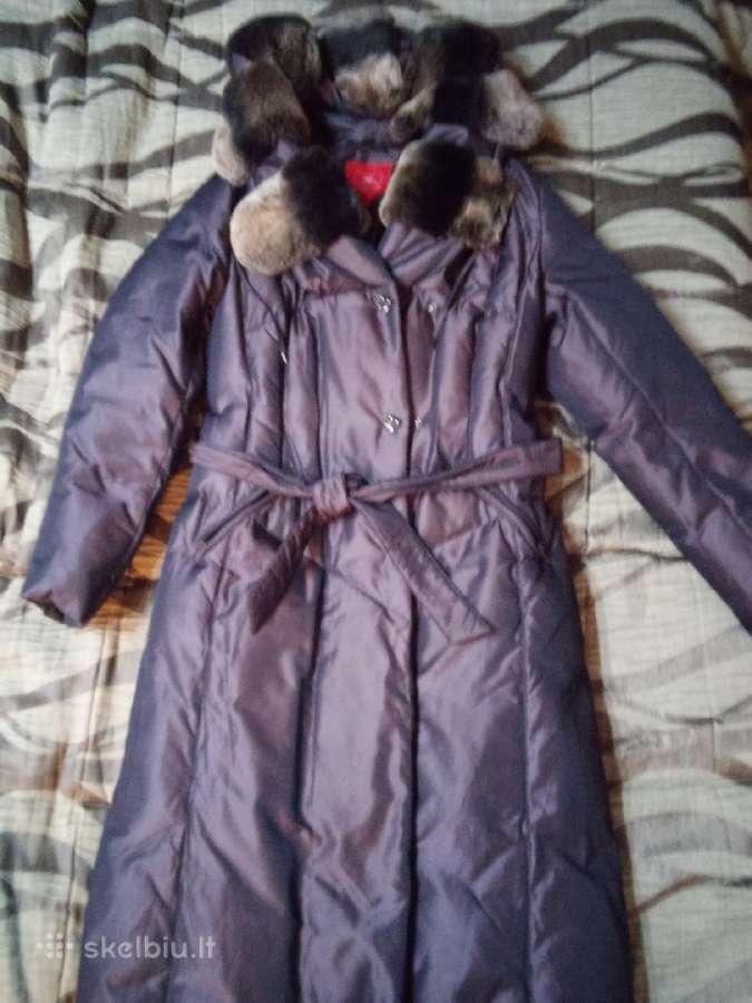 Pigiai pukine striuke-paltas