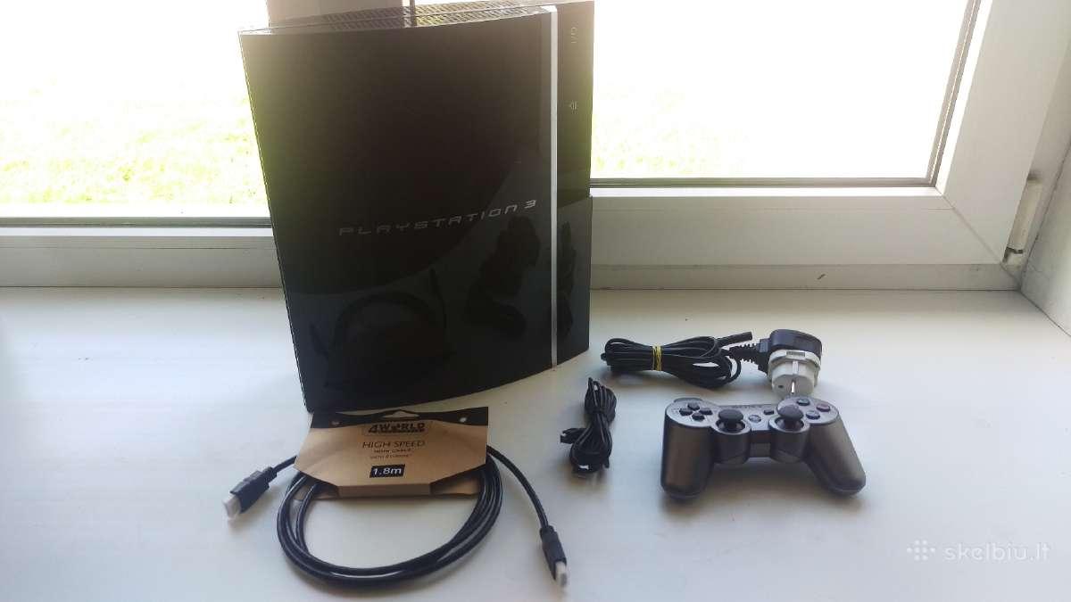 Su garantija atrštą Sony PS3 4.81