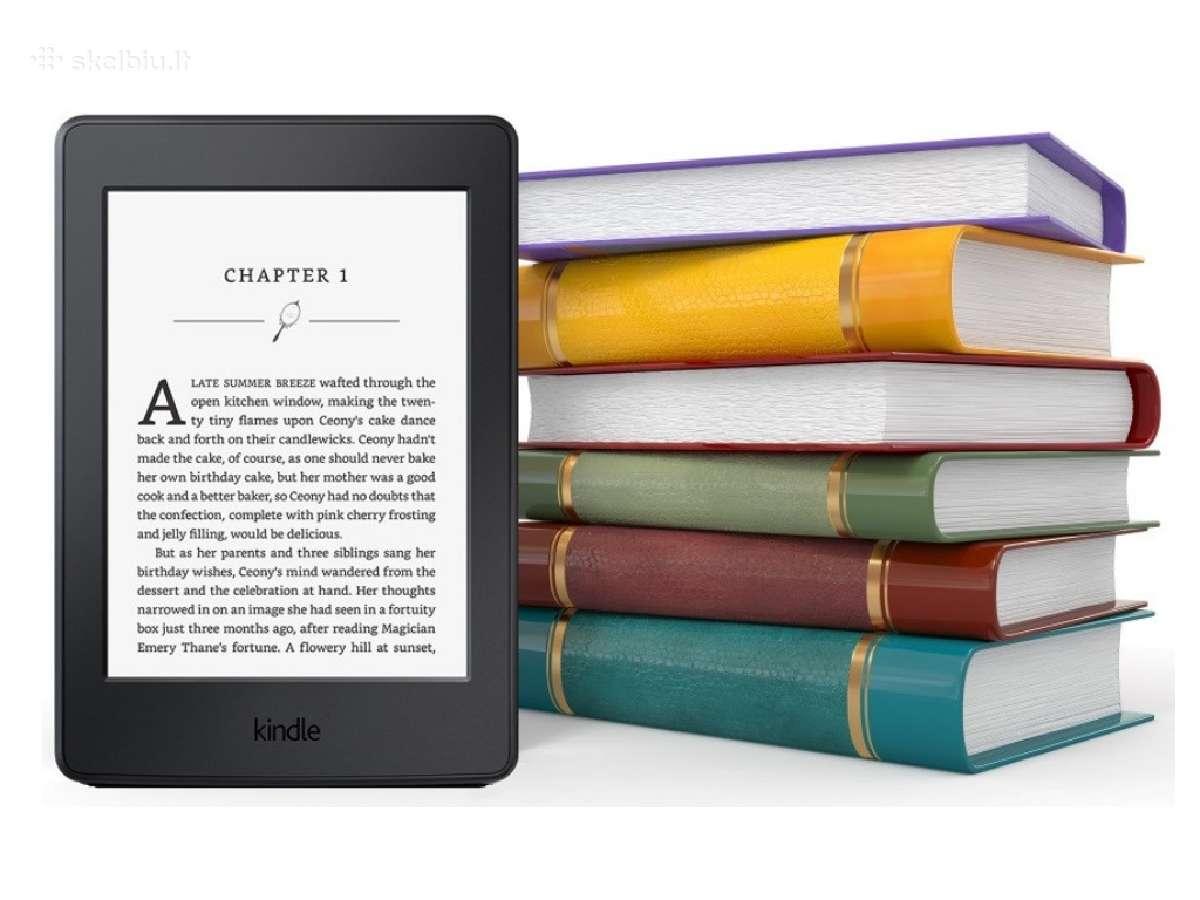 Kindle PAPERWHITE 3 2016 skaityklė