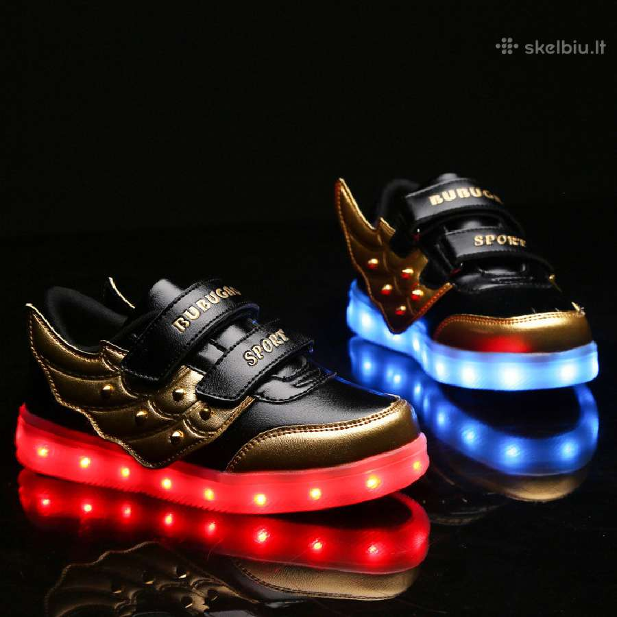 Svieciantys batai