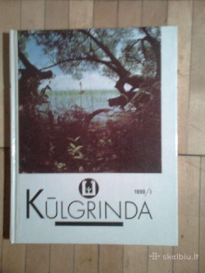 Ekologijos ir kulturos almanachas <kulgrinda>1990m