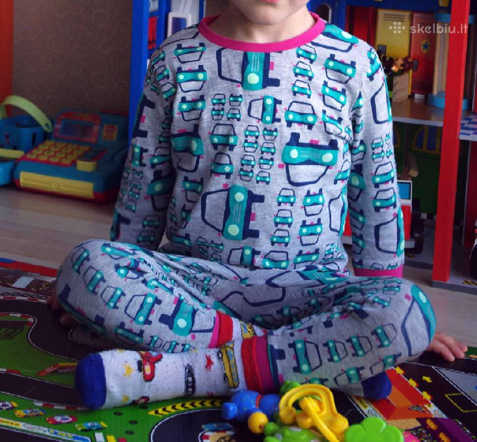 Lindex pižama 86/92cm